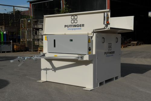 stationary screw compactor SSC 11