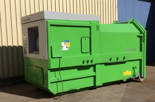 presscontainer MP 8 ECO skip unit (6x)